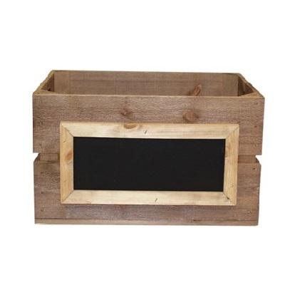 Ящик с грифельной доской