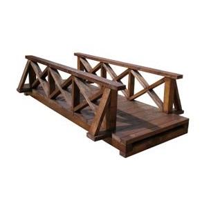 Мостик деревянный садовый арт. МС08