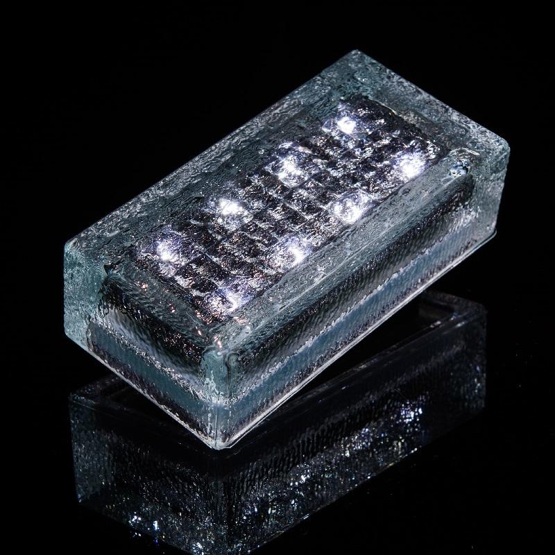 Брусчатка со светодиодами